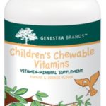 Childrens Chewable vitamins genestra