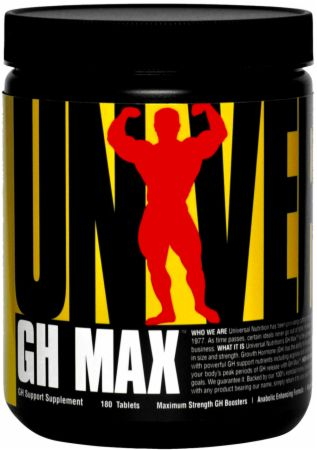 ghmax universal nutrition