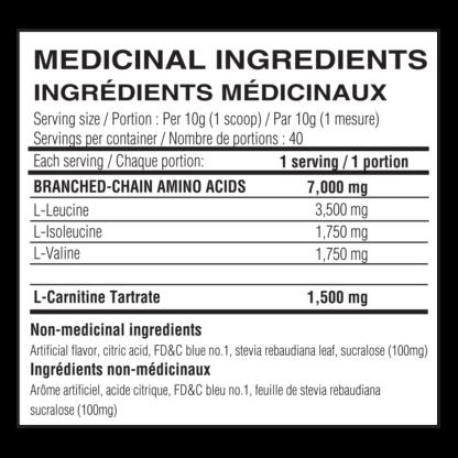 L-Carnitine + BCAA